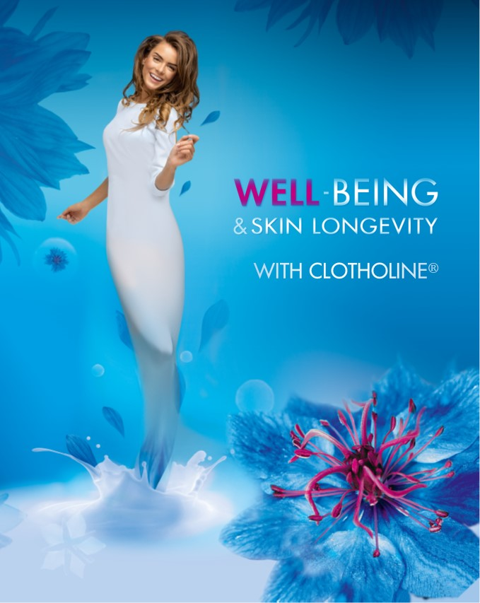 Clotholine active ingredient improves wellness and longevity