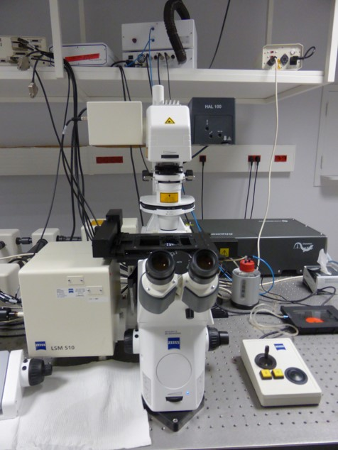High resolution microscopy