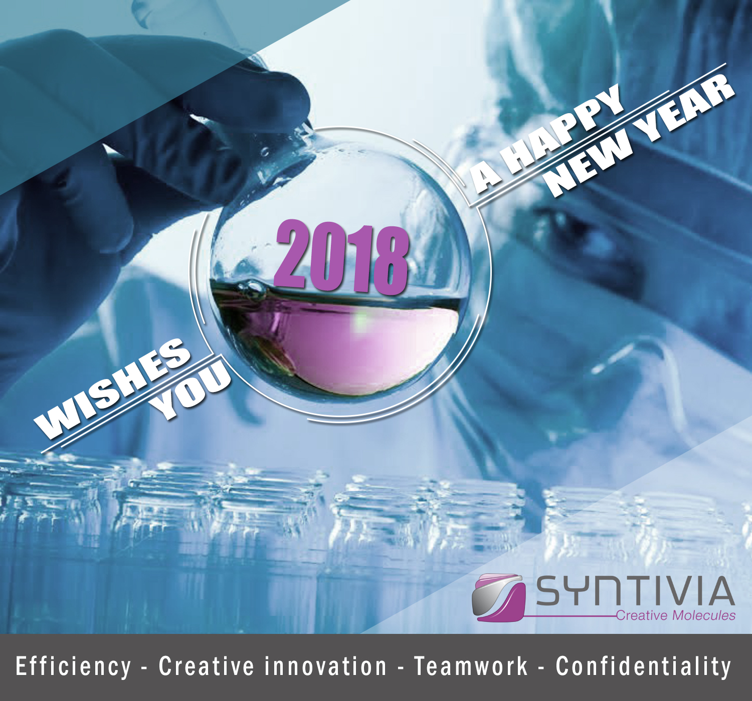 syntivia wishes you a happy new year 2018